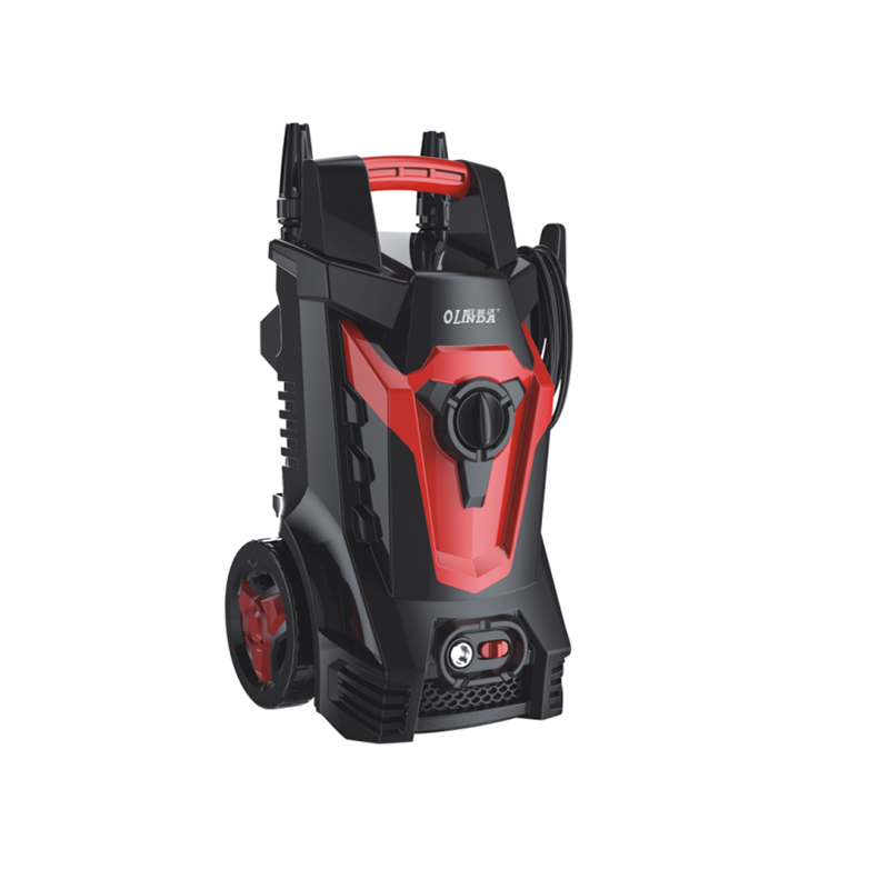Self-priming High Pressure Washer